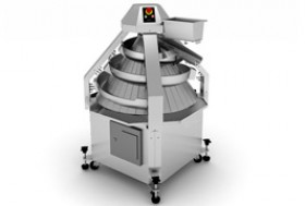 The dough rounder CM3000 S for not big preparations