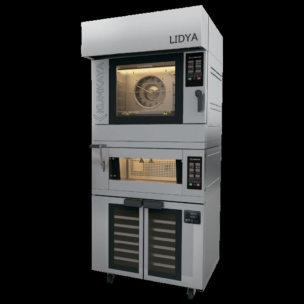Конвекційна піч LIDYA 5