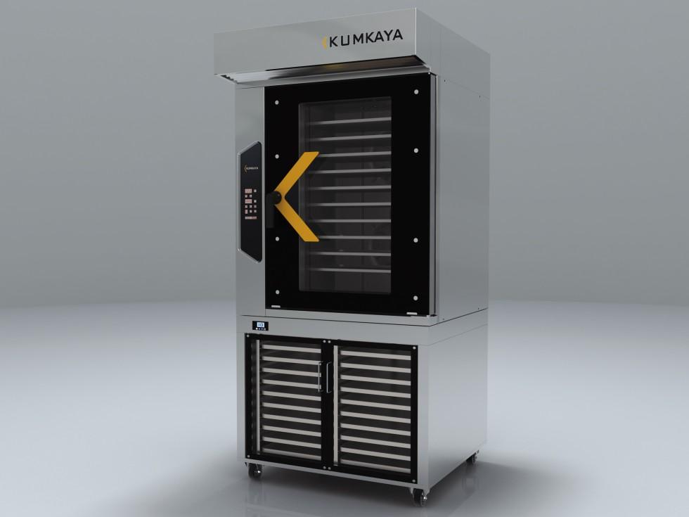LIDYA 10E convection oven