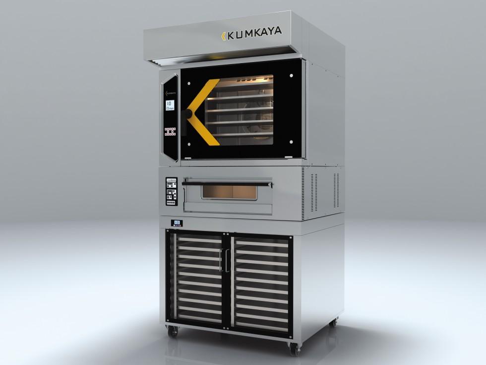 LIDYA6E convection oven
