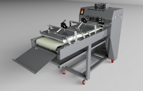 The dough rolling machine LM 2500