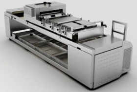 The dough rolling machine LM 3202