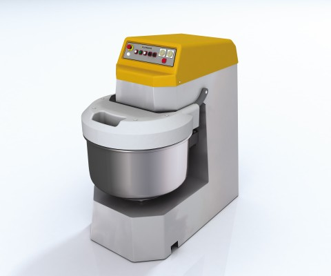 Spiral dough mixing machine of SP 130