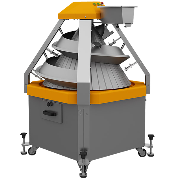 Тістоокруглювачі з регульованими жолобами CM3100